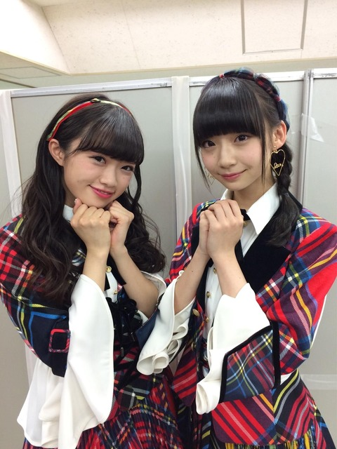 【クソスレまとめ】中井りかと荻野由佳という前田敦子大島優子みたいなライバル関係