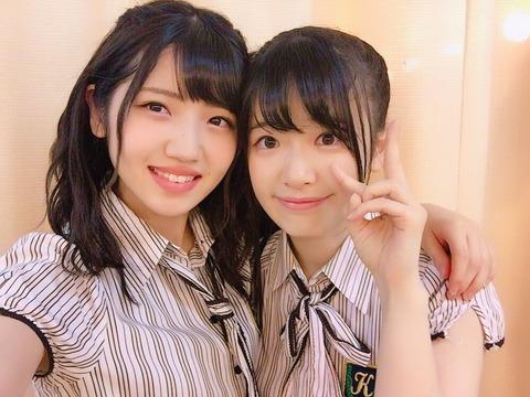 【AKB48】武藤小麟「ゆいりさんは本当に凄い人だってこの公演のレッスン受けて改めて思いました」【村山彩希】