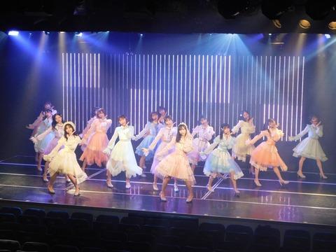 【朗報】NMB48、23rdシングル劇場盤が完売祭り!!!