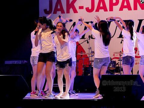 【JKT48】ファーストラビットをインドネシアのTVで初披露した結果www