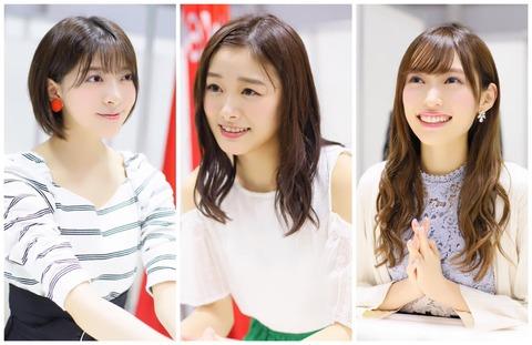 【NGT48】指原莉乃プロデュースで山口真帆、菅原りこ、長谷川玲奈の3人がアイドルデビューという妙手
