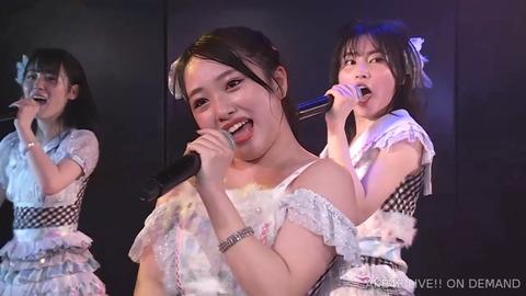 【肥報】AKB48G総監督向井地美音さん、新年早々きっちり体を仕上げてくるwwwwww