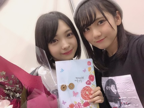 【AKB48】昨日卒業した梅本和泉について語ってくれ