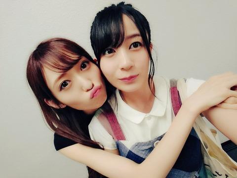 【AKB48】西川怜ちゃん「ゆかるんさんに出会って心が浄化されました」「邪悪な事を考えられなくなりました」【佐々木優佳里】
