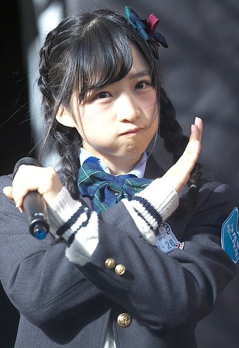 【AKB48】ゆいゆいの「とうきょ♪」が可愛すぎて暑さも忘れるよな【小栗有以】