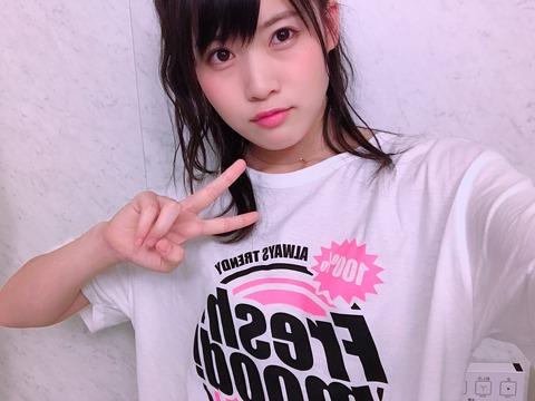 【AKB48G】よく地下板で名前は見るけど、どんな顔かは知らないメンバー