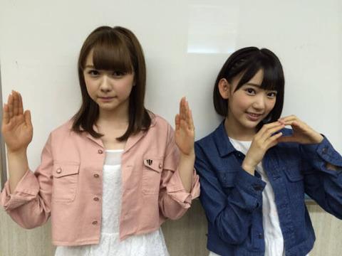 【AKB48G】なんでこの2人仲良いの?って思うメンバーの組み合わせ