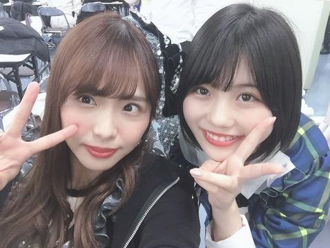【SKE48】松村香織が暴露「小畑優奈は先輩たちの鋭い視線を背中で受けてステージに立っていた」