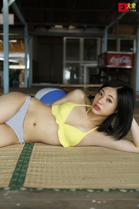【HKT48】まいこむのおっぱい(*´Д`)ハァハァ【深川舞子】