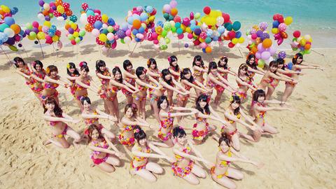 【AKB48】いつの間にか夏に水着シングルを出さなくなったけどなんでだろ?