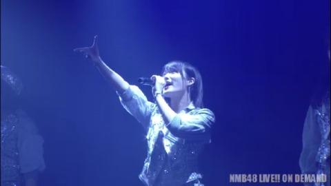 【NMB48】城ちゃん公演出演300回記念のコールを基地外が潰そうとして失敗