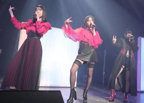 【NMB48】派生ユニット「LAPIS ARCH」のライブ視聴者数がSTU全国ツアーに圧勝してしまう