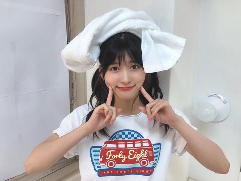 【AKB48】谷口めぐ「女の子の体が好き」