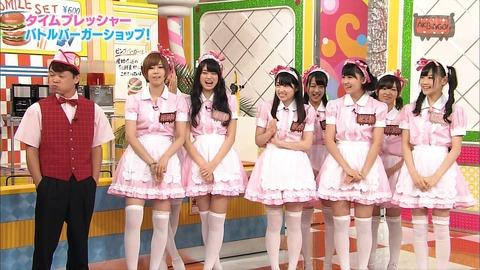 AKB48の番組に段々と選抜メンバーが出なくなる現象