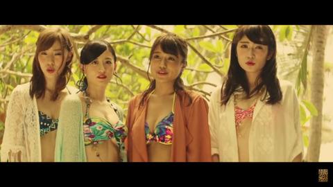 【朗報】NMB48「僕はいない」MVで上西恵の下乳ポロリが見れるぞ!