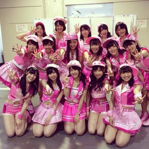 【AKB48】旧峯岸チーム4って最高のチームだったよな