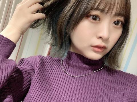 【SKE48】ぴよすこと都築里佳さん、武田玲奈に似てくる