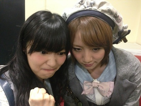 【AKB48G】高橋みなみ・指原莉乃卒業後、運営にモノ申せるリーダー的メンバー
