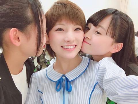 【朗報】変態船長こと岡田奈々がキャプテンとして超有能だった件【STU48】