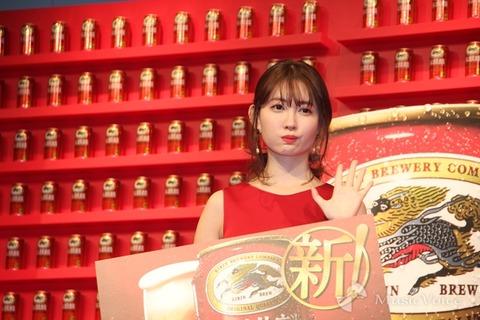 【疑問】小嶋陽菜さんがCMやってる本麒麟って美味しいの?てかいまどきビールってどう?