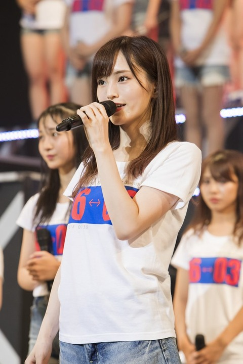 【NMB48】正直、このタイミングで卒業する山本彩ってズルくない?