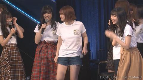 【無能】HKT48吉川マネージャー、連絡用LINEグループに村重杏奈をうっかり入れ忘れる