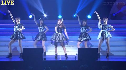 【AKB48】スーパーアイドル鈴木亜美さんがAKB48のコンサートに降臨!
