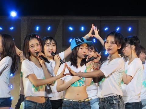【HKT48】め、めるちゃん・・・これは流石にアカン【田島芽瑠】
