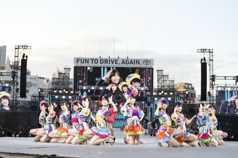 【AKB48G】じゃあお前らが見に行ったライブやコンサートでどれが一番最高だったんだよ?