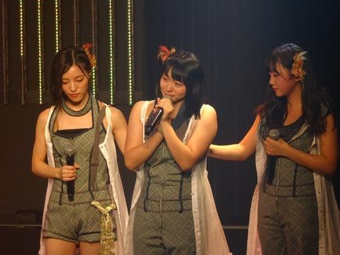 【NMB48】黒川葉月が劇場公演で卒業発表、最終活動日は12月24日の握手会