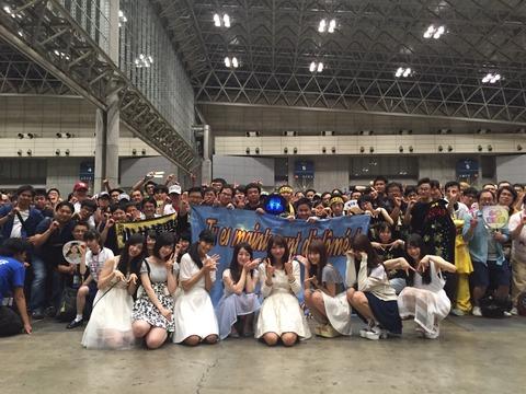 【AKB48】遂にあのメンバーのパンチラキター!!!!!!【画像あり】