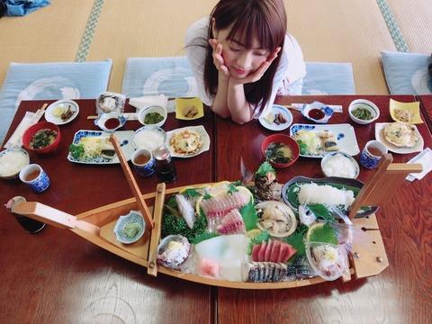 【AKB48】木﨑ゆりあが噂の豪華朝食を公開www
