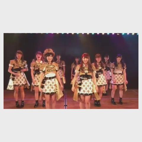【AKB48】大和田南那と谷口めぐダブルセンターの逃げ恥「恋ダンス」が素晴らしい