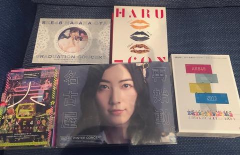 【SKE48】松井珠理奈さん「DVDをたくさん観てます。卒コンできるかわからないけど、どんな内容にすればいいか意見聞かせて」