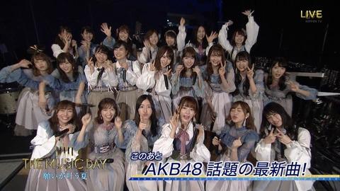 【AKB48】今年の夏はツアーどころかアリーナレベルのライブすらないってヤバくない?