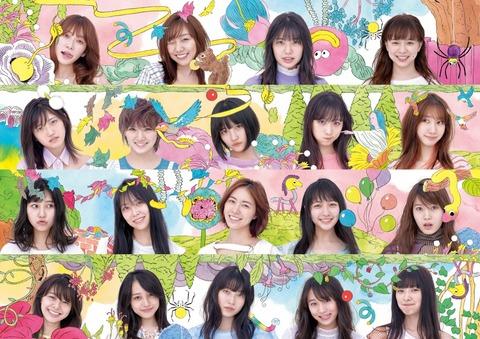 【悲報】AKB48「サステナブル」平手ソロ曲に再生数抜かれる【角を曲がる】
