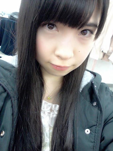 【SKE48】松本梨奈が運営を痛烈批判していた件