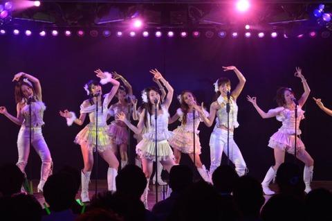 大島優子が6月から劇場公演でてないんだが