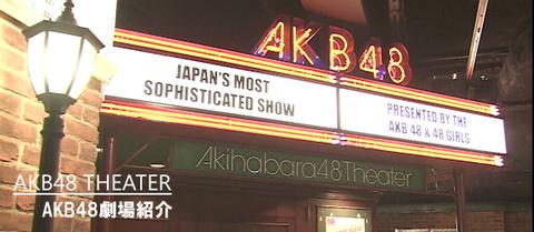 AKB48劇場の広さについて