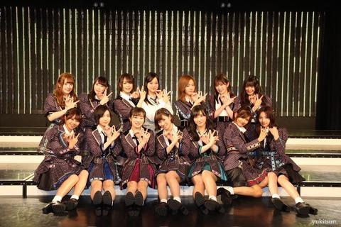 【NMB48】大組閣で新チーム体制が発表!【川上千チームN・渋谷チームM・小嶋チームBⅡ】