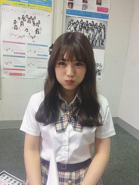 【AKB48G】握手会でお●ぱい揉んでもギリギリ笑って許してくれそうなメンバー