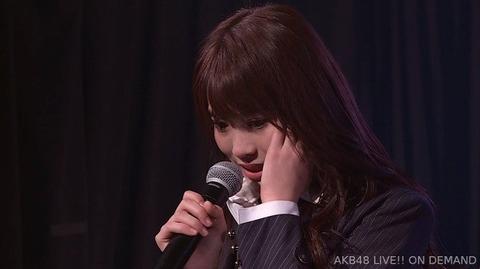 【AKB48】岡部麟が公演中に泣きながら謝罪したのにスレが立っていない件