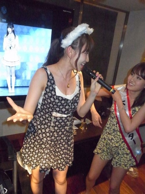 【健在】一本締め隊長小嶋陽菜、8周年公演を締める【AKB48】