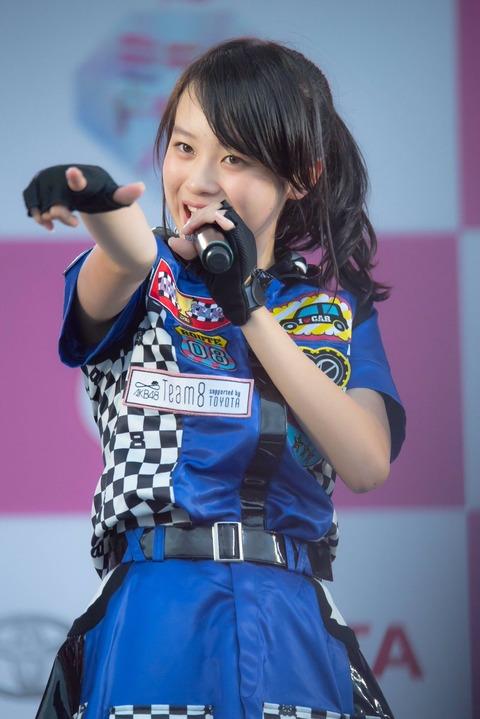 【AKB48】チーム8の横山結衣って改名した方がよくないか?