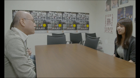 【NMB48】ドキュメンタリー映画の沖田彩華と金子支配人との会話を振り返ってみよう