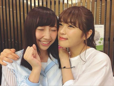 【STU48】薮下楓ちゃんがNMB48に兼任する可能性