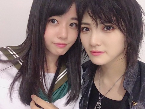 【STU48】日刊スポーツ「瀧野由美子『ヤリたい』岡田奈々と禁断の愛」