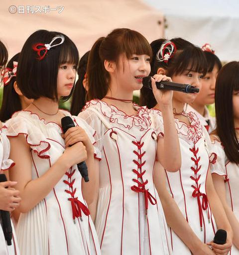 NGT48さん、何故か東京で、しかも自分達のファンでもない人達の前で新潟県民に謝罪