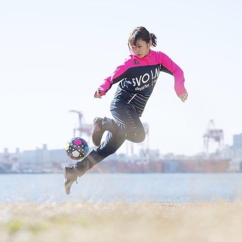 【NMB48】磯佳奈江「Jリーグマネージャーになりたいな」←なれると思う?