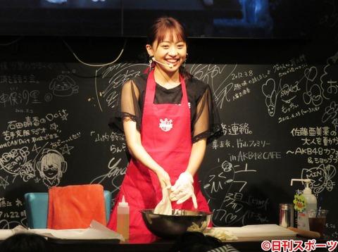 【AKB48】木﨑ゆりあ「サラダ油ってサラダからできているんだから、普通の油より健康的」